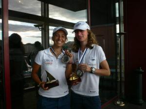 Giulia e Francisca
